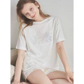 ぬいぐるみワンポイントTシャツ (OWHT)