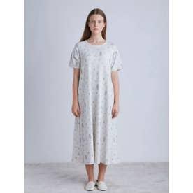 アニマルキャンプモチーフドレス (GRY)