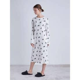 【LADIES】【Halloween限定】クロネコモチーフドレス (OWHT)