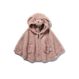 【BABY】【Halloween限定】イヌモコ baby ポンチョ (BEG)