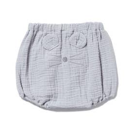 【BABY】アニマルガーゼ baby ショートパンツ (BLU)
