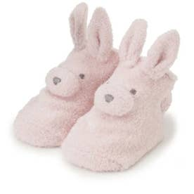 【BABY】 'リサイクル'スムーズィー'ウサギ baby ソックス (PNK)