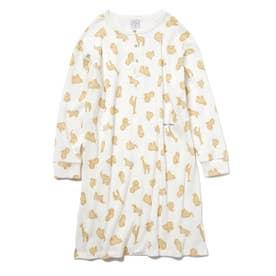 【JUNIOR】 【ONLINE限定】クッキーアニマルモチーフ junior ドレス (OWHT)