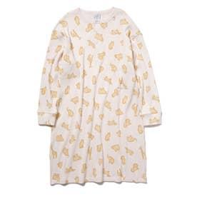 【JUNIOR】 【ONLINE限定】クッキーアニマルモチーフ junior ドレス (PNK)