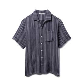 【GELATO PIQUE HOMME】コットンシャツ (CGRY)