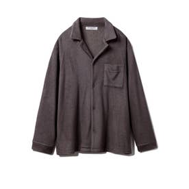 【GELATO PIQUE HOMME】パイルシャツ (CGRY)