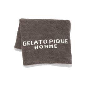 【GELATO PIQUE HOMME】 パウダーブランケット (CGRY)