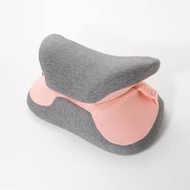 低反発 腰クッション 昼寝枕 TWO WAY ランバーサポートクッション 姿勢矯正 オフィス 車用 チェア 椅子 カバー洗える