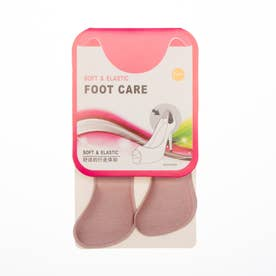 3D かかとクッション 靴ずれ 立体構造 パカパカ 防止 保護 パッド シール パンプス ヒール ぴったり フィット クッション (ピンク)