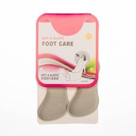 3D かかとクッション 靴ずれ 立体構造 パカパカ 防止 保護 パッド シール パンプス ヒール ぴったり フィット クッション (ベージュ)