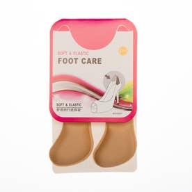 3D かかとクッション 靴ずれ 立体構造 パカパカ 防止 保護 パッド シール パンプス ヒール ぴったり フィット クッション (ブラウン)