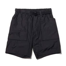 ELEMENT MOUNT CARGO SHORTS (BLACK)