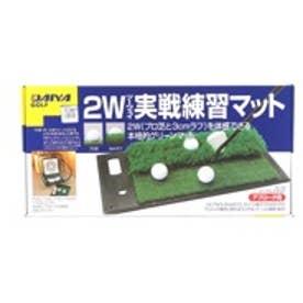 ユニセックス ゴルフ ショット練習マット 0854501309