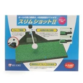 ユニセックス ゴルフ ショット練習マット スリムショットII SS056