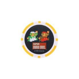 ユニセックス ゴルフ マーカー スーパーマリオブラザーズゴルフマーカー チップタイプ(マリオ/ルイージ) SMMC0004