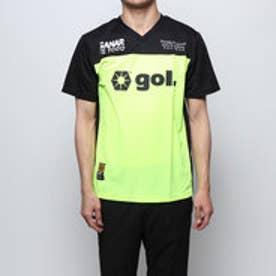 メンズ サッカー/フットサル 半袖シャツ プラクティスシャツ (ブリート) G942-530
