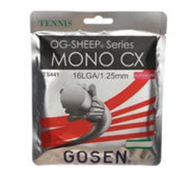 硬式テニス ストリング OG-SHEEP MONO CX16L TS441