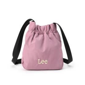 Lee(R)ギャザーテープショルダー (ピンク)
