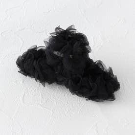 チュールクリップ (ブラック)