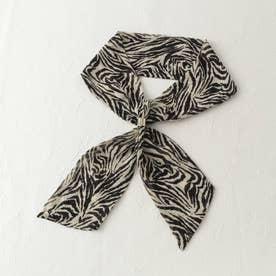 アソートナロースカーフ (ブラック)