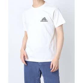 アウトドア 半袖Tシャツ GMP LOGO T ALPN A S-WHITE 1375661908 (他)