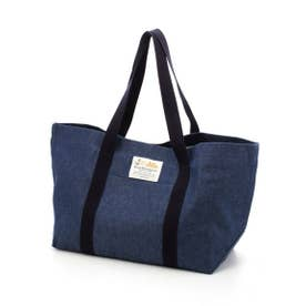 【BED&BREAKFAST】Sail Cloth Bag DENIM Large (INDIGO)