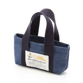 【BED&BREAKFAST】Sail Cloth Bag DENIM mini (INDIGO)