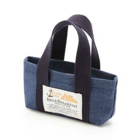 【BED&BREAKFAST】Sail Cloth Bag DENIM mini (INDIGO)