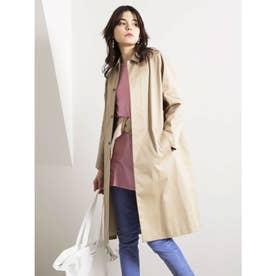 【BED&BREAKFAST STANDARD】Standard Balmacaan Coat (BEIGE)