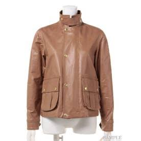 【BED&BREAKFAST】Standard Field Jacket (BROWN)
