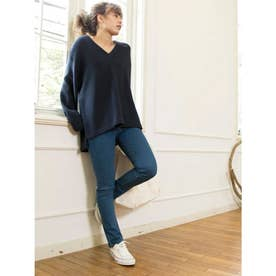 【BED&BREAKFAST】Stretch Denim (INDIGO)