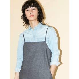 【BED&BREAKFAST】Standard Denim Shirts (BLUE)