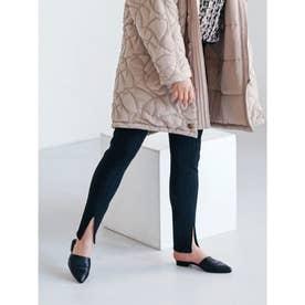 [GREED]Super120s Wool Stripe Jacquard スリムパンツ (NAVY)