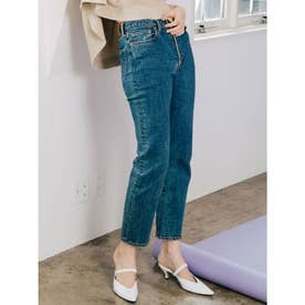 【BED&BREAKFAST STANDARD】Standard High Stretch Moms Denim (INDIGO)
