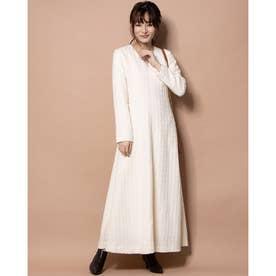 [GREED]Basket Jacquard ドレス (OFF WHITE)
