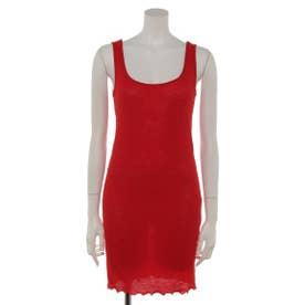 [BED&BREAKFAST]Cosmorama Wool Slip (RED)