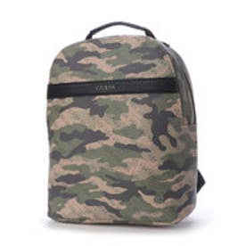 CITY LOGO COMPACT BACKPACK (CAMOUFLAGE)