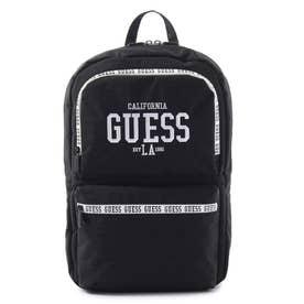 CAMPUS Nylon Backpack (BLACK)