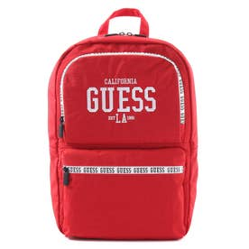 CAMPUS Nylon Backpack (RED)