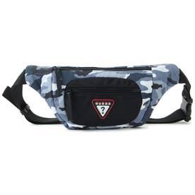 SWAT Camo Nylon Bum Bag (BLACK/ CERISE)