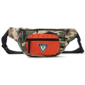 SWAT Camo Nylon Bum Bag (CAMOUFLAGE MULTI)