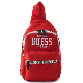 CAMPUS Nylon Sling Backpack (RED)