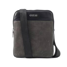 SCALA Flat Crossbody Bag (GREY)