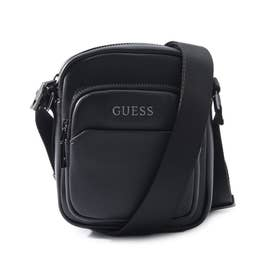 SCALA Crossbody Top Zip (BLACK)