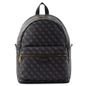 VEZZOLA Compact Backpack (DARK BROWN)