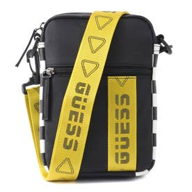 SPEED RACER Crossbody Bag (BLACK)