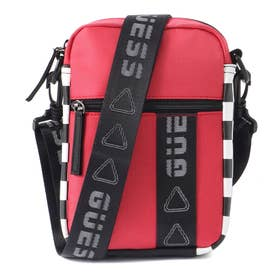SPEED RACER Crossbody Bag (RED)