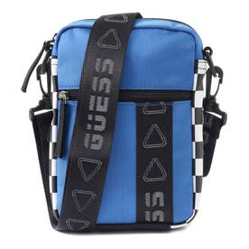 SPEED RACER Crossbody Bag (AZURE)