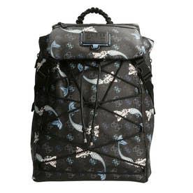 SALAMEDA Backpack (BLACK MULTI)