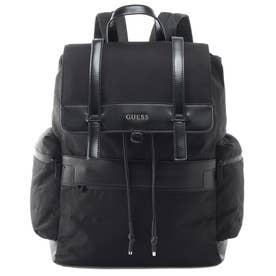 MASSA Flap Backpack (BLACK)